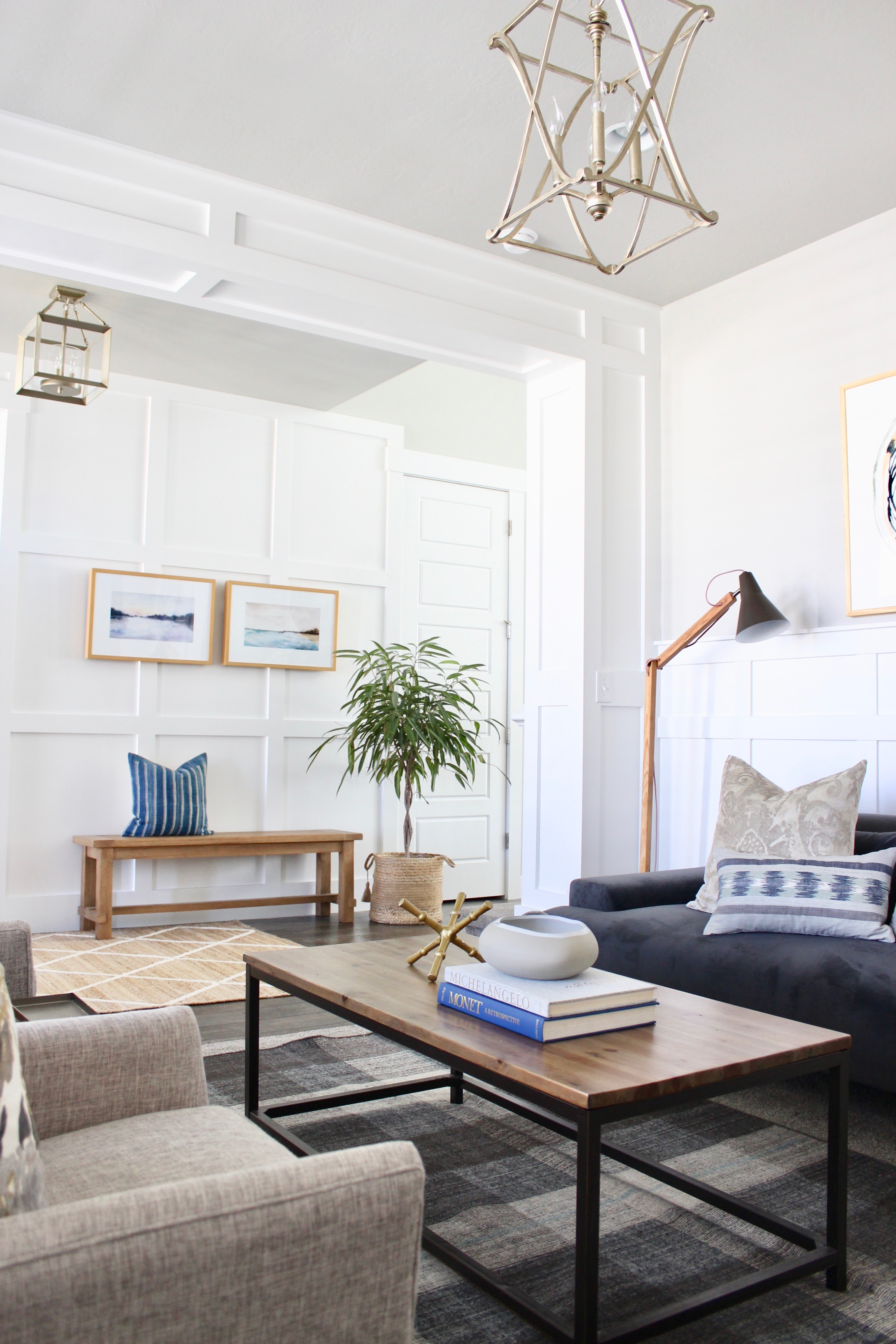 What are these coffee table alternatives called?