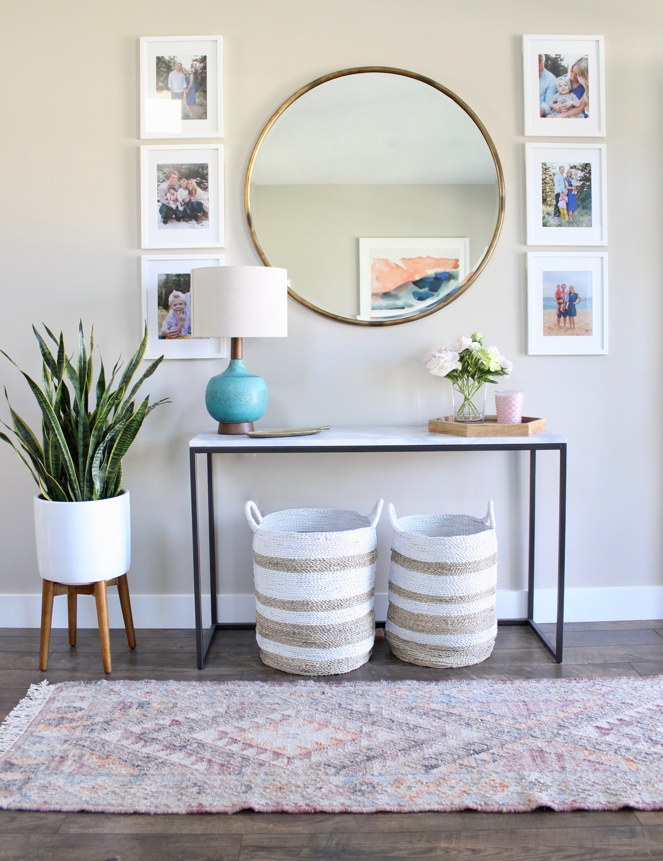 6 Entryway Ideas
