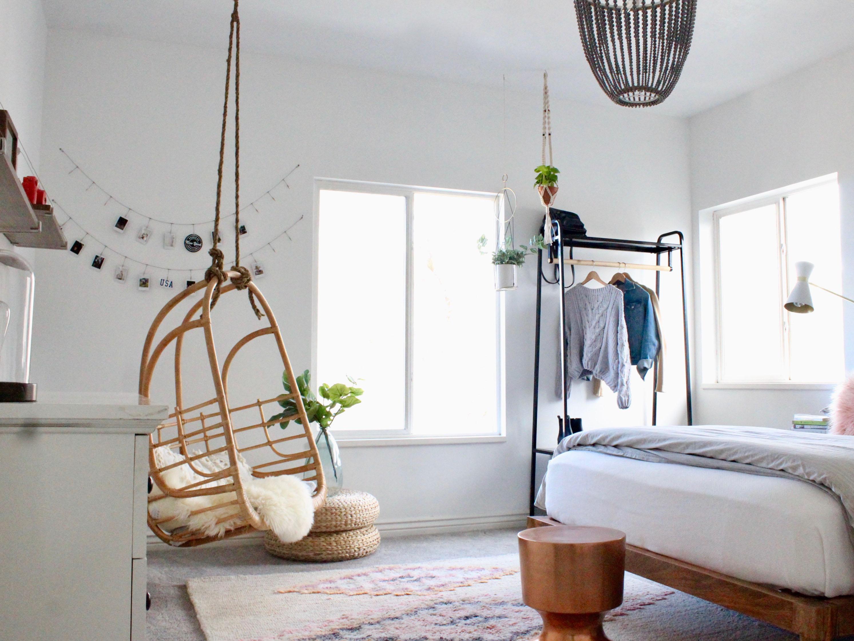 Modern Boho Teen Bedroom Afp Design